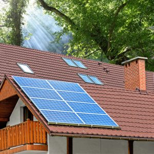 Kit fotovoltaico ongrid