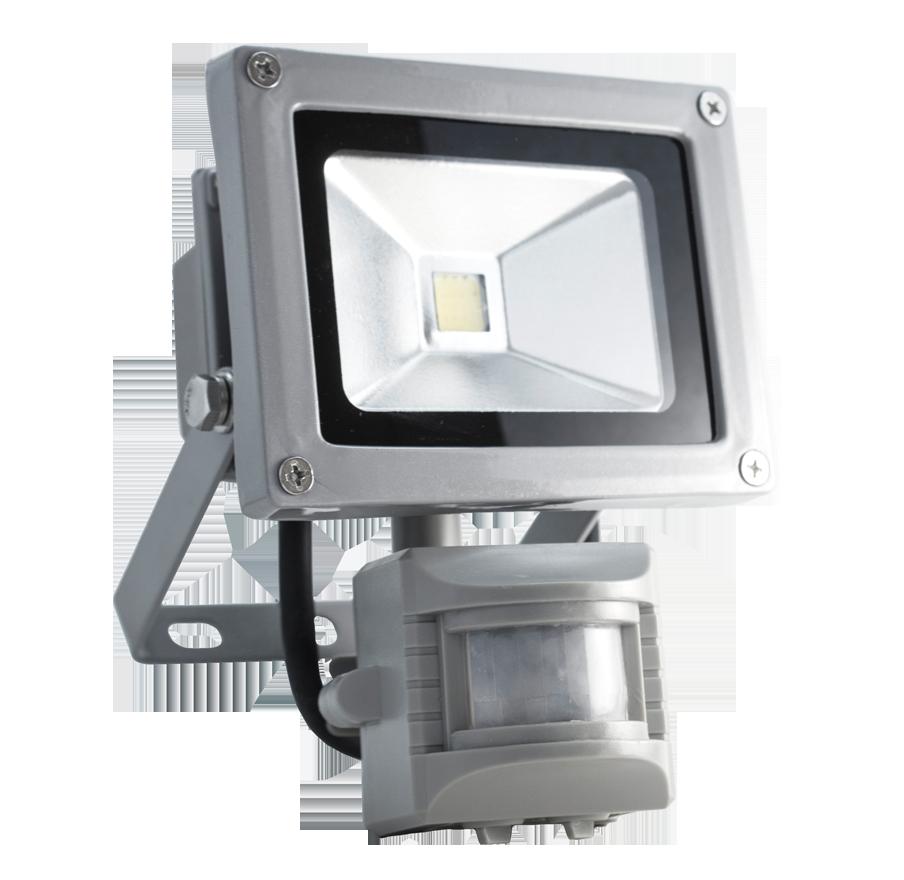 Proyectores c sensor 10 w proyecta energia - Proyectores led exterior ...